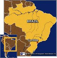 Curitibabrazilsaopaulo